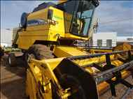 NEW HOLLAND TC 57  2008/2008 Ke Soja - New Holland