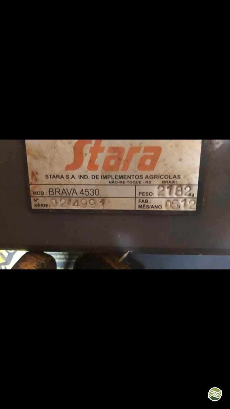 STARA BRAVA 4530  2012/2012 Terral Máquinas e Peças Agrícolas