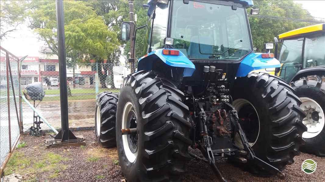 NEW HOLLAND NEW TM 7040  2011/2011 Terral Máquinas e Peças Agrícolas