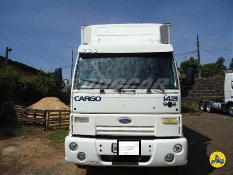 FORD CARGO 1421  2000/2001 Rodocar Caminhões