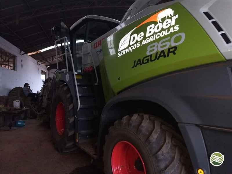 CLAAS FARRAGEIRA JAGUAR 860  2016 Pedrinho Tratores