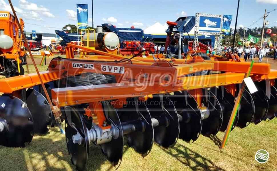 GRADE ARADORA ARADORA 22 DISCOS  20 AGROBILL Tratores & Implementos Agrícolas