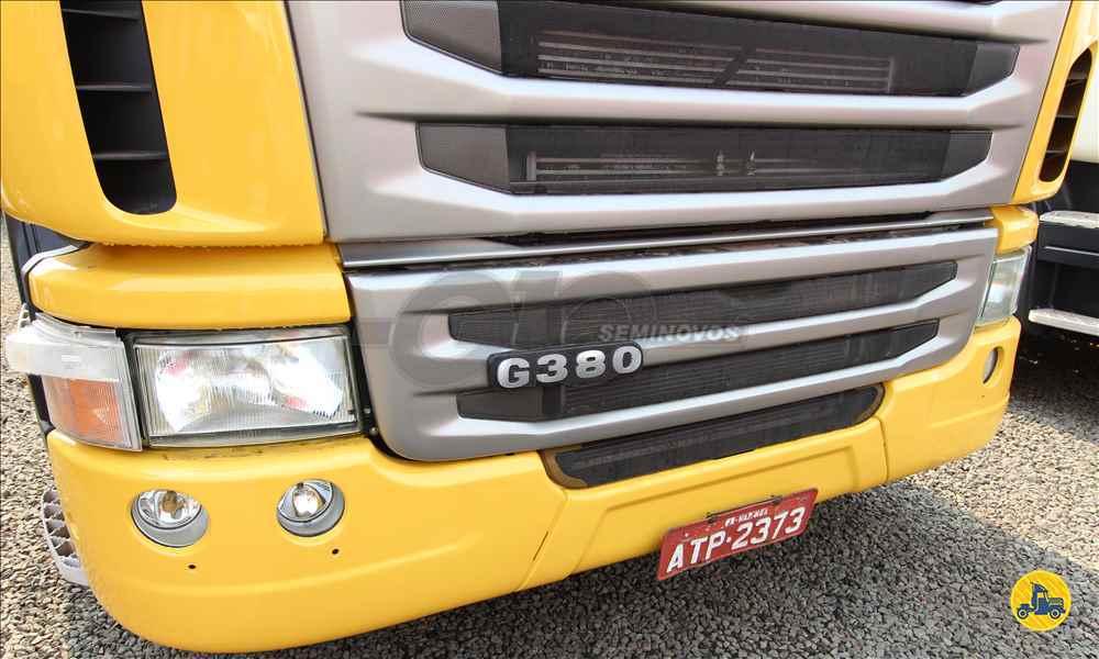 SCANIA SCANIA 380 000000km 2010/2010 G10 Seminovos