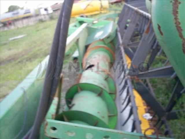 SLC SLC 216 SOJA  2000/2000 Nalmaq Máquinas Agrícolas
