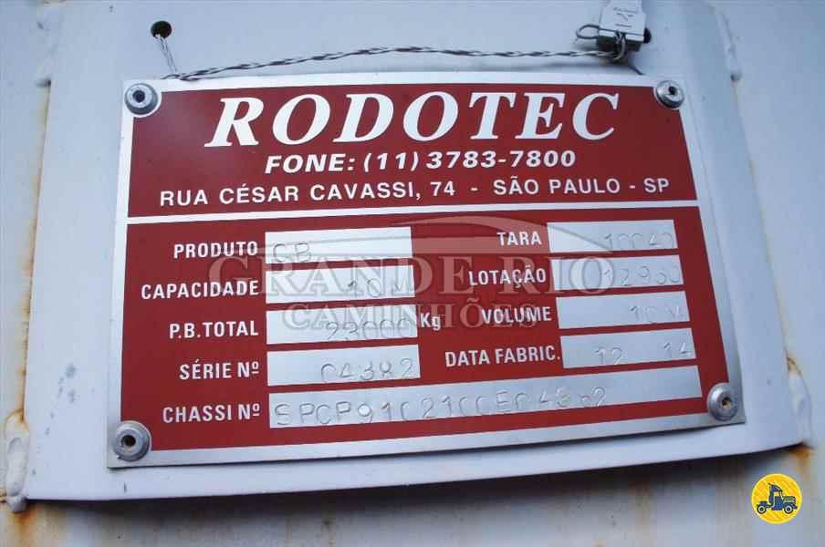 SEMI-REBOQUE BASCULANTE  2014/2014 Grande Rio Caminhões