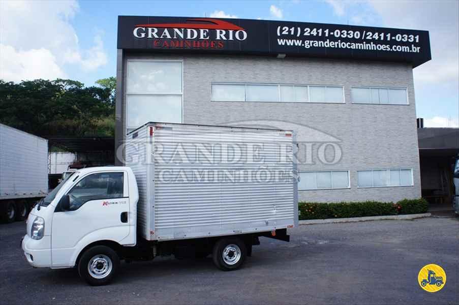 KIA MOTORS Bongo K-2500 272568km 2010/2011 Grande Rio Caminhões