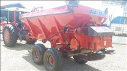 DISTRIBUIDOR CALCÁRIO 7500 Kg  2000 Limeira Tratores