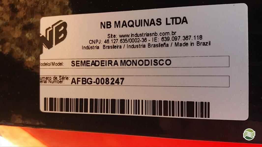 DISTRIBUIDOR FERTILIZANTES E SEMENTES DISCO  2018 Carlos Tratores SP