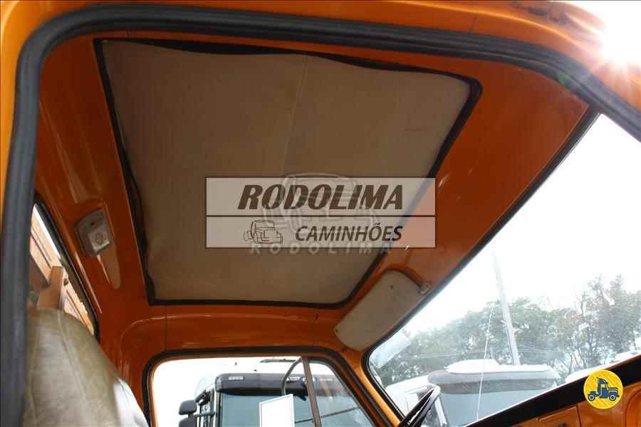 GM C60 0km 1973/1973 Rodolima Caminhões