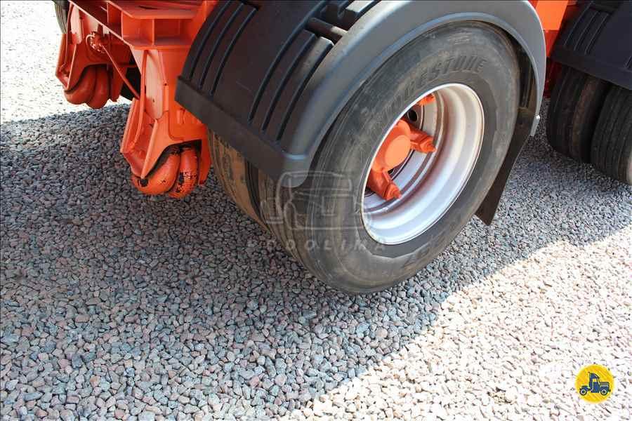 SEMI-REBOQUE TANQUE INOX  2010/2010 Rodolima Caminhões