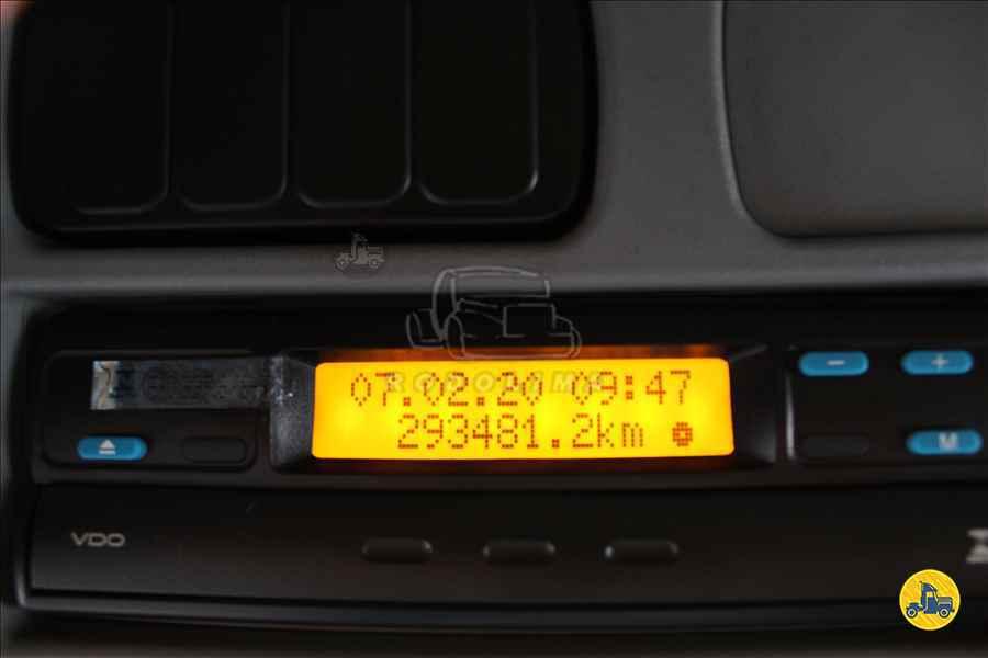 MERCEDES-BENZ MB 2429 255132km 2015/2016 Rodolima Caminhões