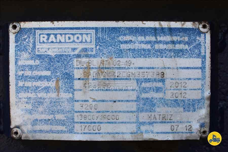 BITREM 9 EIXOS BASCULANTE  2012/2012 Rodolima Caminhões