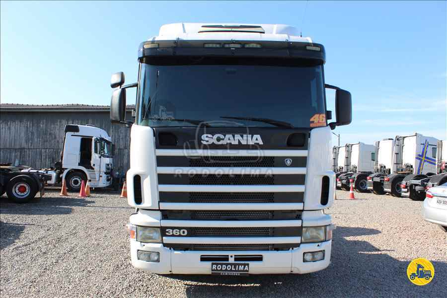 SCANIA SCANIA 124 360  2005/2005 Rodolima Caminhões
