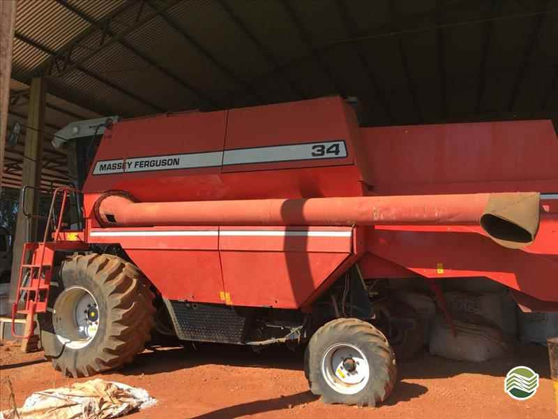 MASSEY FERGUSON MF 34  2003/2004 Agro Shopping