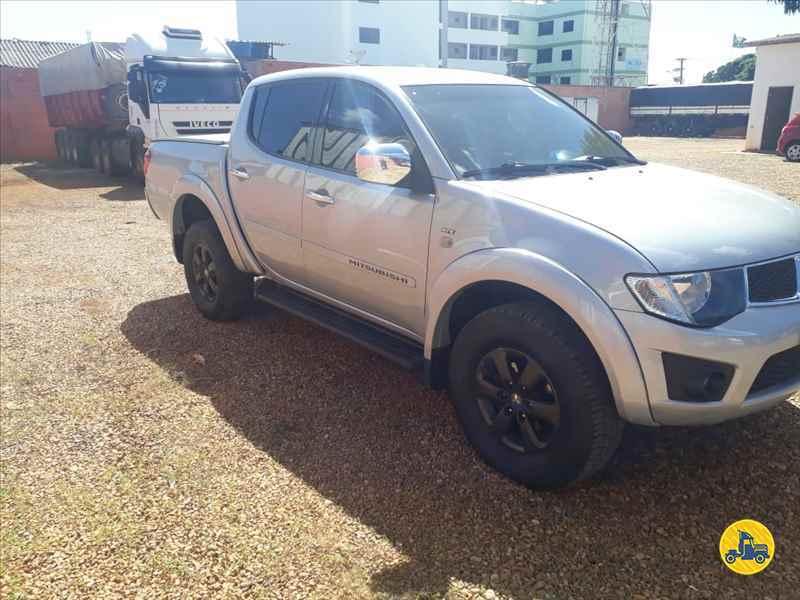 MITSUBISHI L200 Triton 3.5 V6 HPE 141000km 2011/2012 Lider Caminhões e Veiculos