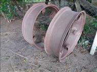 TRATORES JOGO DE RODAS  20/1998 Sumaré Máquinas e Veículos
