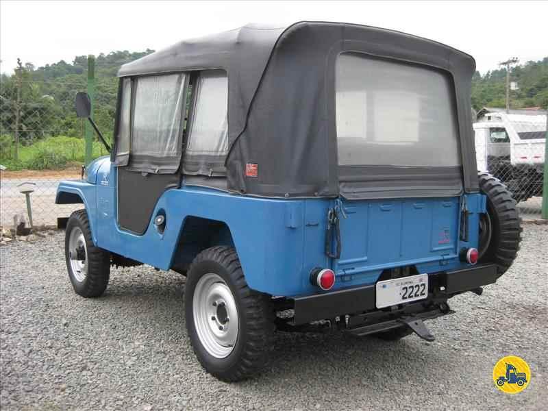 FORD Ford JEEP 70000km 1980/1980 Divisa Caminhões