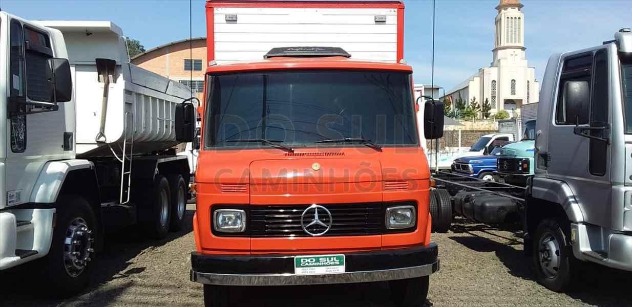 MERCEDES-BENZ MB 608 11111km 1980/1980 Do Sul Caminhões