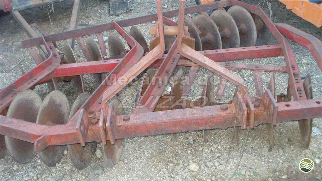GRADE NIVELADORA GRADE HIDRÁULICA  2000 Mecânica do Luizão
