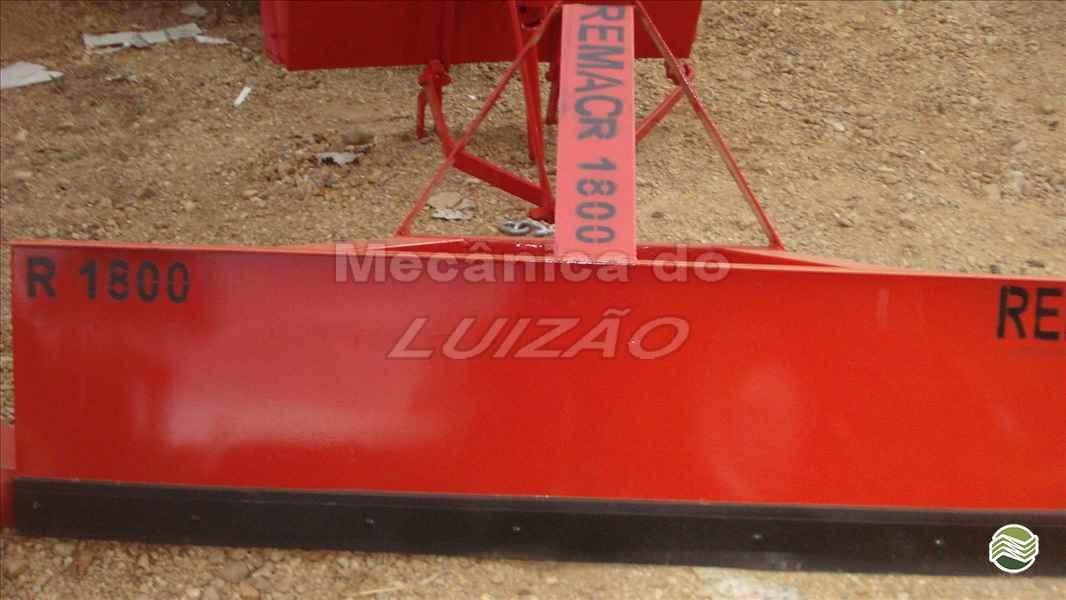 PLAINA NIVELADORA PLAINA HIDRÁULICA TRASEIRA  2019 Mecânica do Luizão
