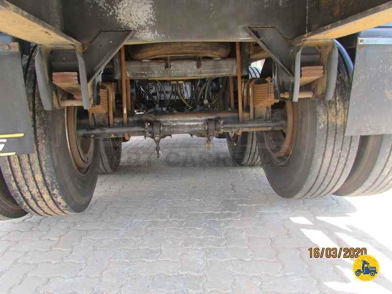 SEMI-REBOQUE GRANELEIRO  2014/2015 CRT Carretas e Caminhões