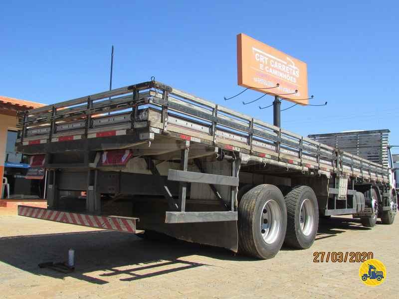 BITRUCK CARGA SECA 1km 2012 CRT Carretas e Caminhões