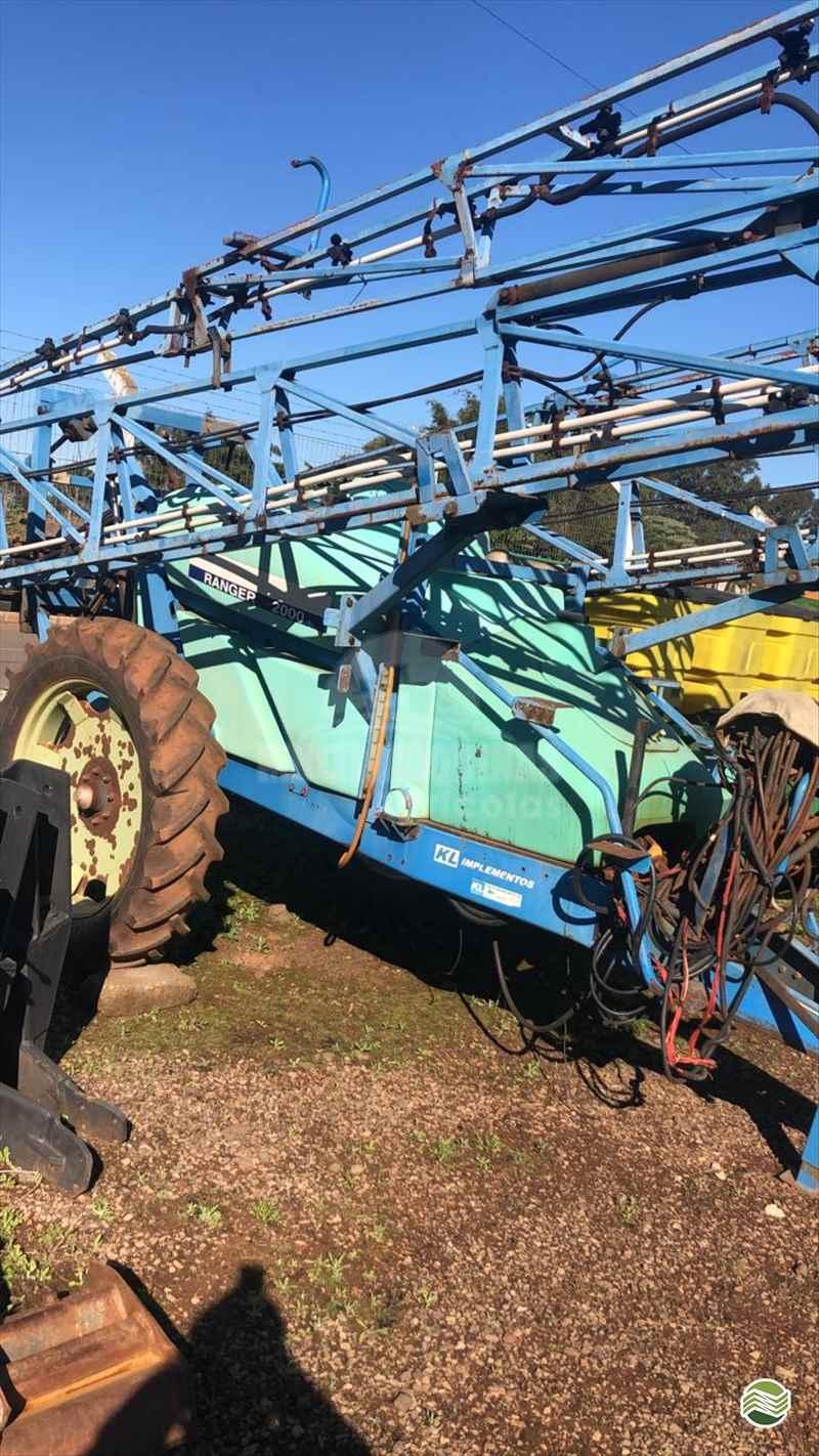 MONTANA ECORANGER 2000  2009/2009 Multi Máquinas