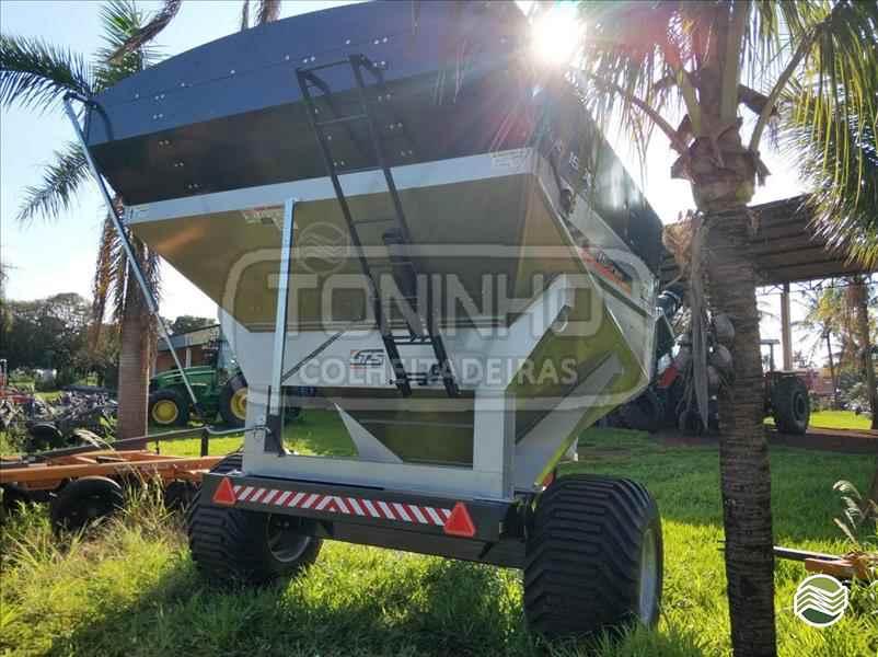 CARRETA BAZUKA GRANELEIRA 16000 BAZUKA  2018 Toninho Colheitadeiras