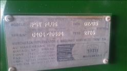 TATU PST PLUS  2005/2005 Jatai Tratores