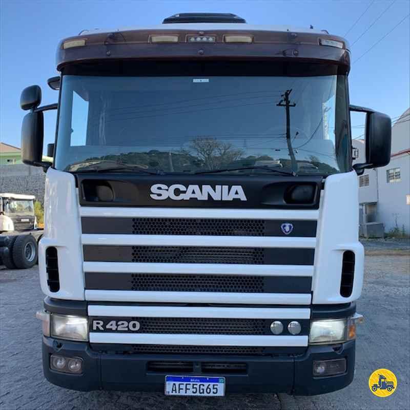 SCANIA SCANIA 124 420 1km 2005/2005 Rodricardo Caminhões