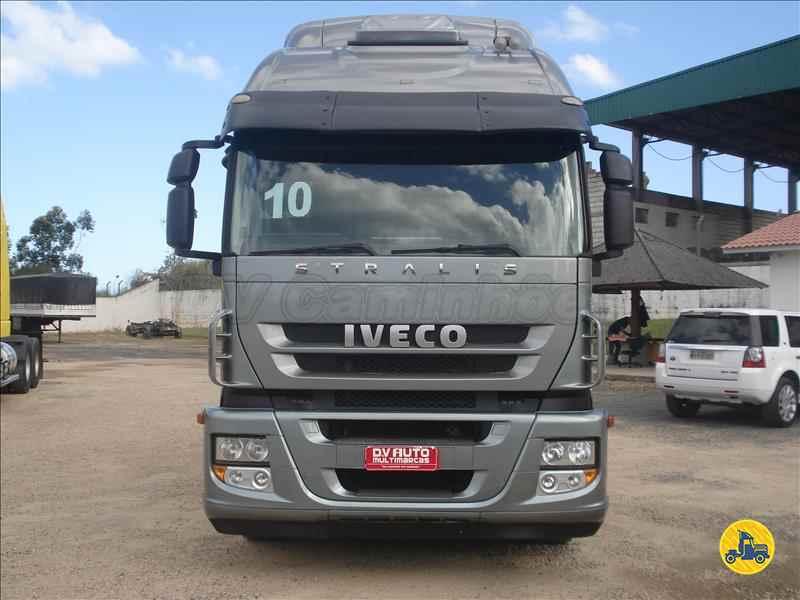 IVECO STRALIS 460  2010/2010 DV Caminhões