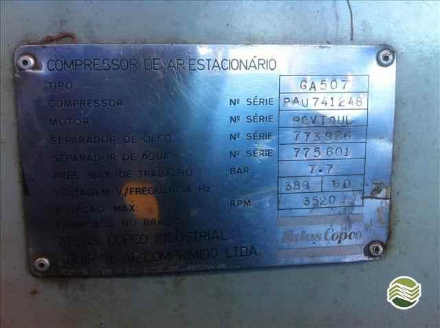 COMPRESSOR COMPRESSOR  2000/2000 Gobo Implementos Agrícolas