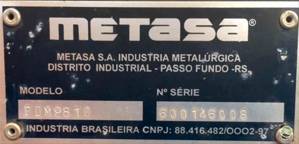 METASA PDM 9810  2000/2000 Gobo Implementos Agrícolas