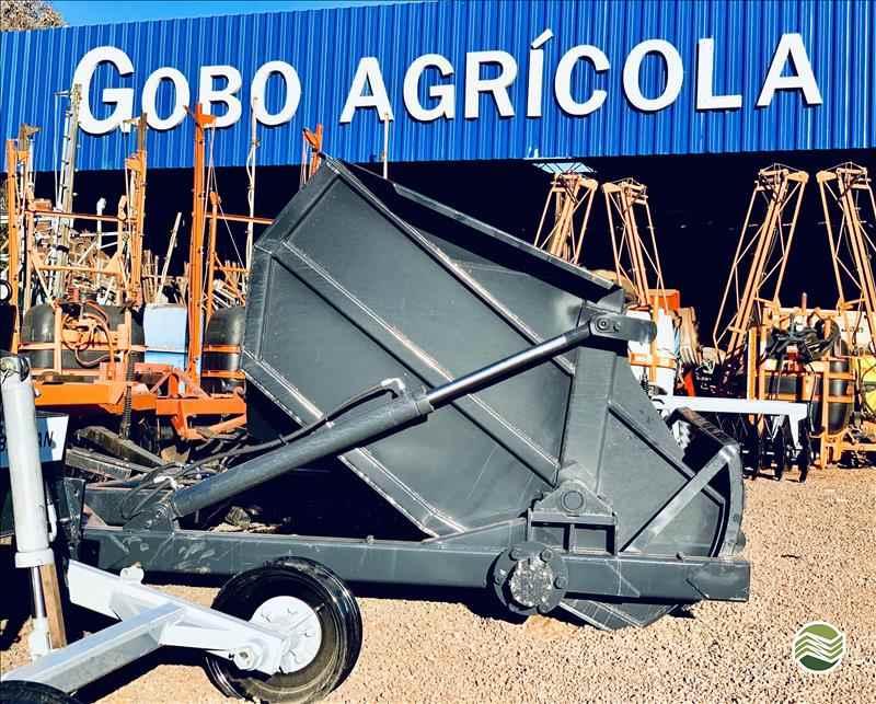 SCRAPER SCRAPER 3 METROS  2019 Gobo Implementos Agrícolas
