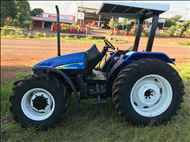 NEW HOLLAND NEW TL 100  2006/2006 Atuati Máquinas