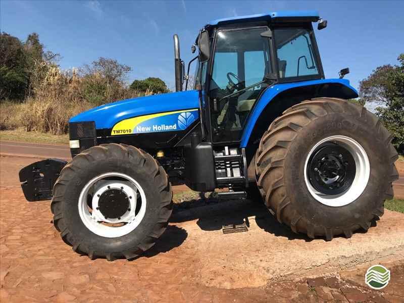 NEW HOLLAND NEW TM 7010  2011/2011 Atuati Máquinas