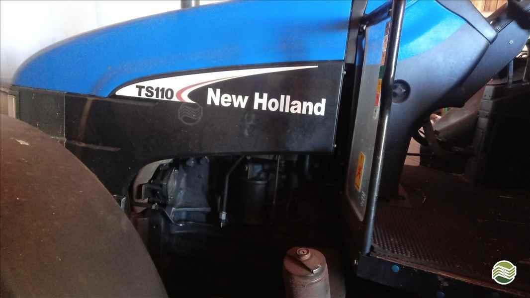 NEW HOLLAND NEW TS 110  2004/2004 Trevo Máquinas e Peças