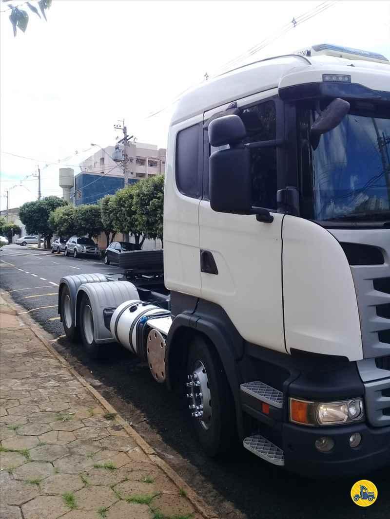 SCANIA SCANIA 440 392000km 2013/2014 Ebenezer Caminhões e Carretas