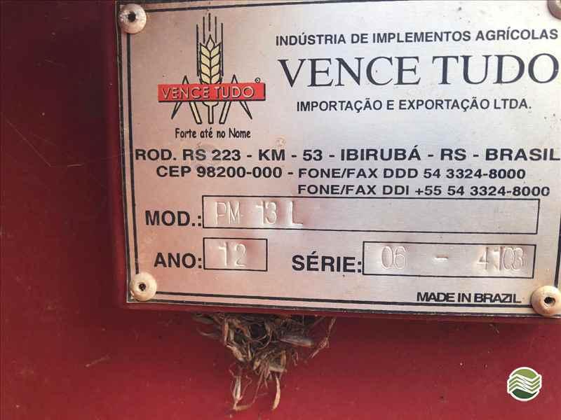 VENCE TUDO BOCUDA 6490  2012/2012 Engmáquinas Agrícolas
