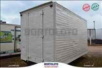 CAMINHAO 3/4 BAU FRIGORIFICO  2000 Bortoloto Implementos