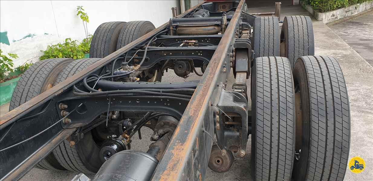 FORD CARGO 2429 1020km 2012/2013 Rápido Caminhões