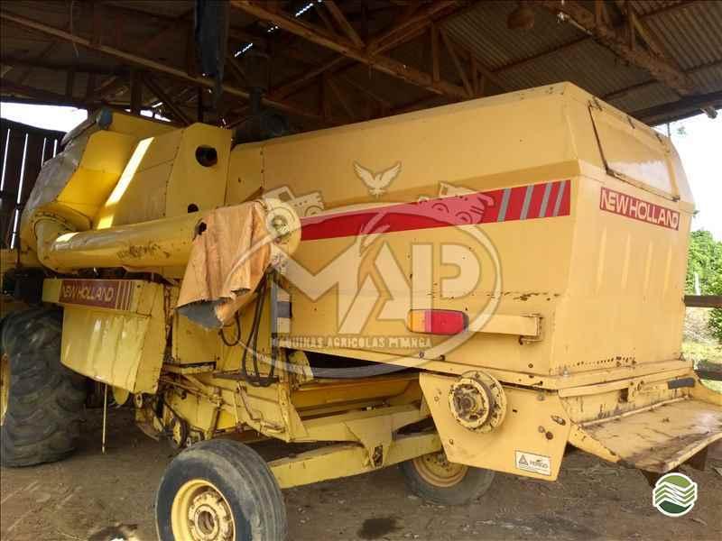 NEW HOLLAND NH 8055  1988/1989 Máquinas Agrícolas Pitanga