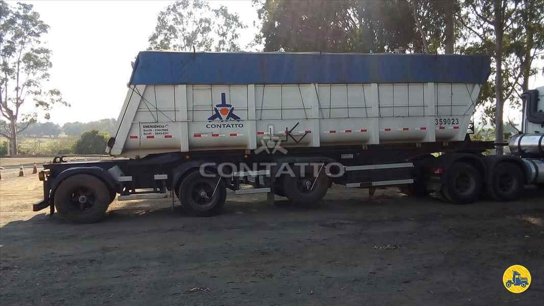 SEMI-REBOQUE BASCULANTE  2012/2012 Transportadora Contatto Ltda