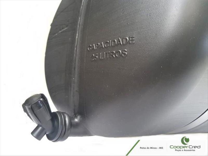 METAL C Corote de água Para Caminhão c/cinta e Saboneteira