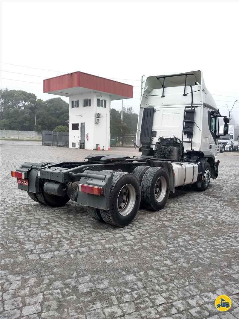 IVECO STRALIS 480 516000km 2014/2014 Cargolift Logistica
