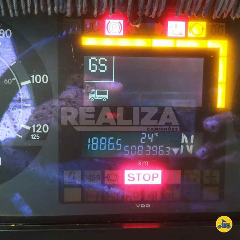 MERCEDES-BENZ MB 1938  2000/2000 Realiza Caminhões - Umuarama