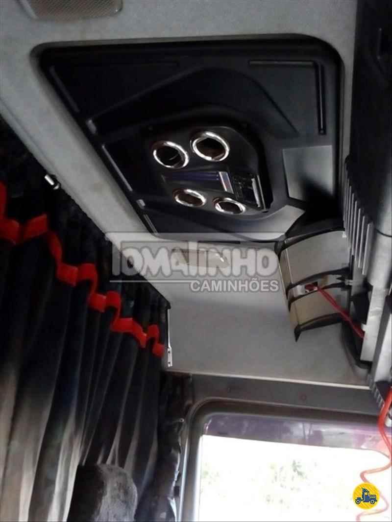 SCANIA SCANIA 124 400 820000km 2004/2004 Tomatinho Caminhões