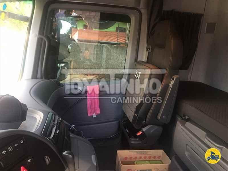 MERCEDES-BENZ MB 2651 80000km 2019/2019 Tomatinho Caminhões