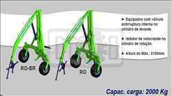 GUINCHO BIG BAG GUINCHO 2000 Kg  20/2014 Moi Maquinas e Implementos Agricolas