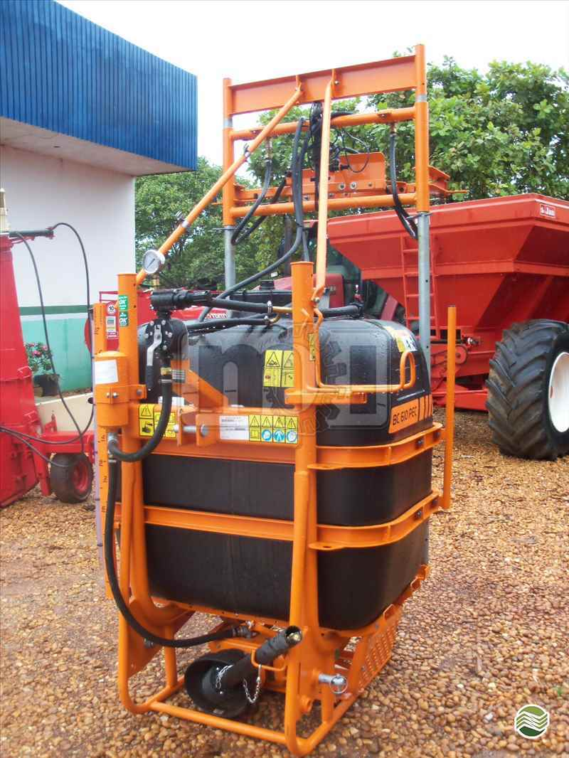 JACTO CONDOR PECUÁRIA  2020/2020 Moi Maquinas e Implementos Agricolas